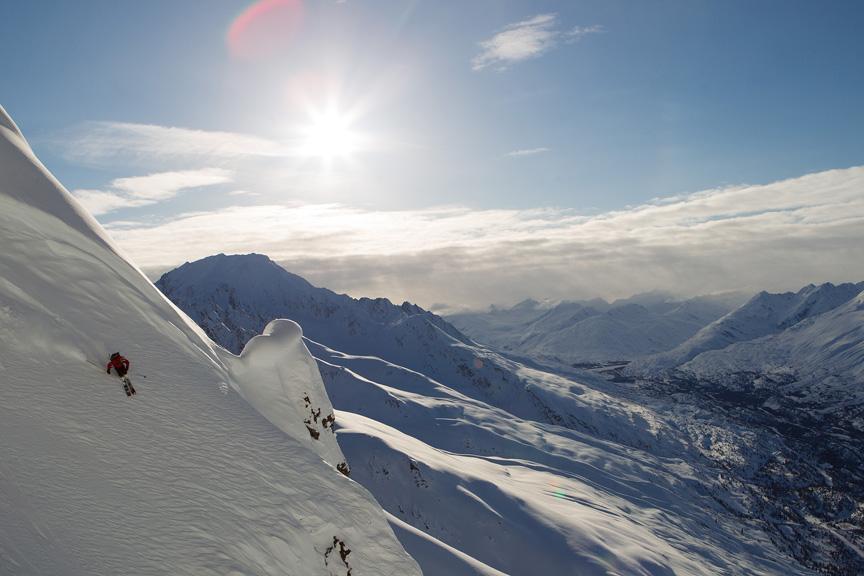 alaska Heliskiing, best heli-skiing
