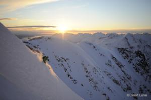 Points North Alaska Heliskiing